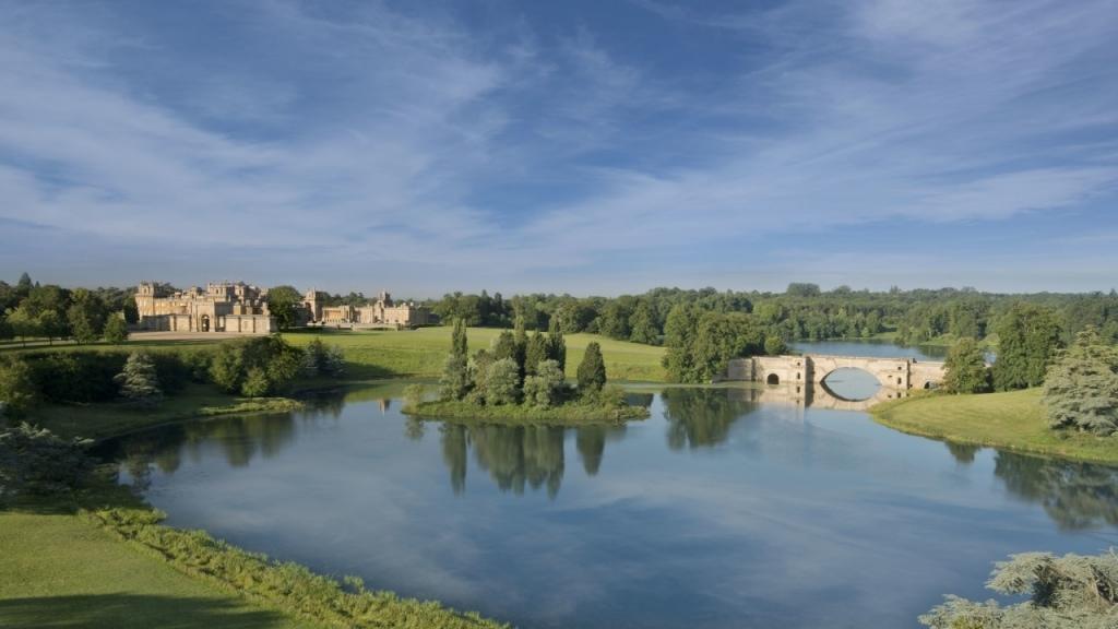 Downton Abbey Tour: Blenheim Palace