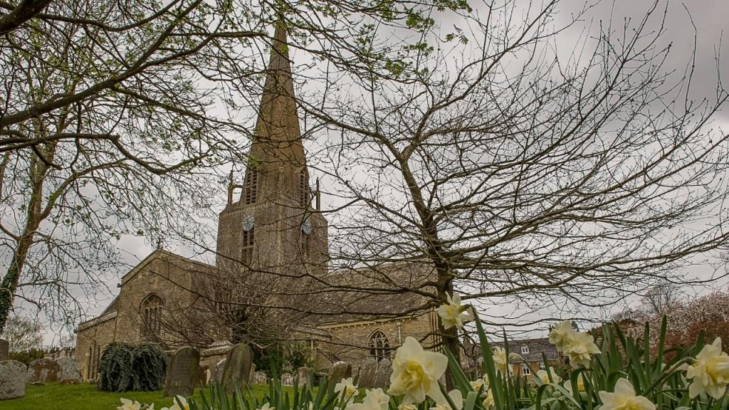 Downton Village Church: St Mary's Church, Bampton