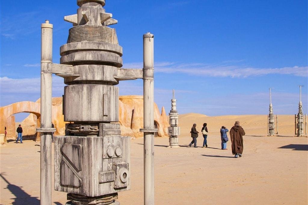 Star Wars: Nefta / Mos Espa