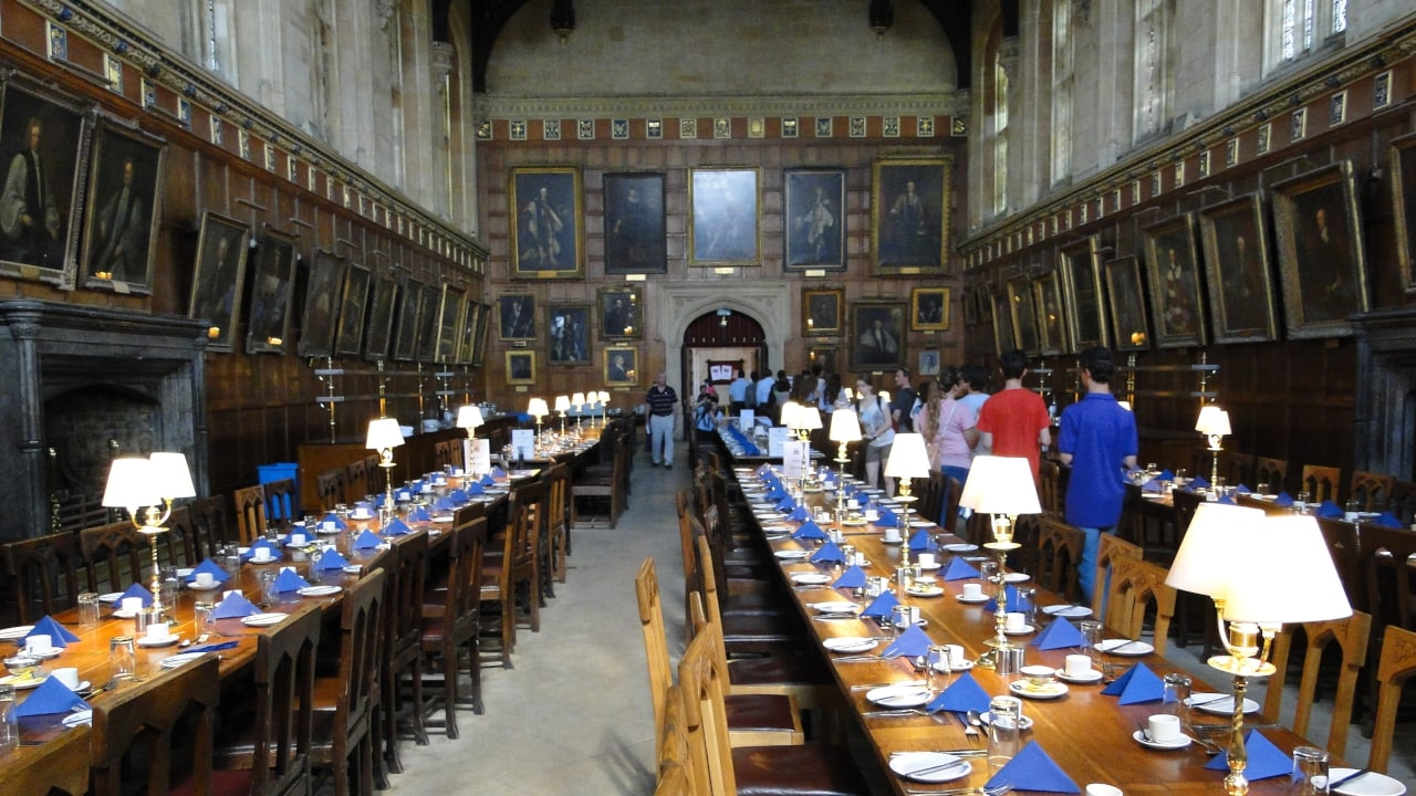 Christ Church Hall / Hogwarts Große Halle