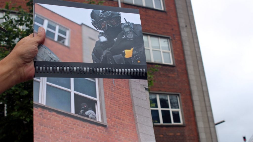 Line of Duty Tour of Belfast